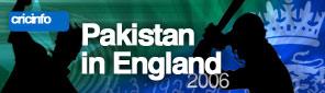 Cricinfo: England v Pakistan 2006