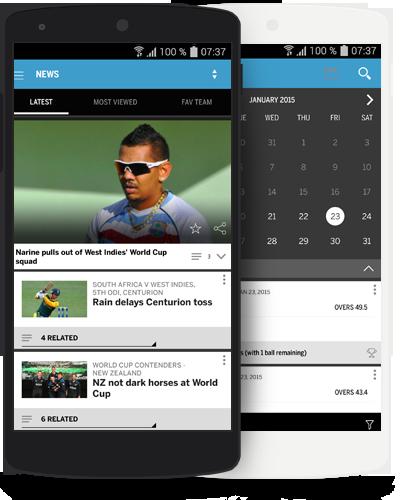 ESPNCricinfo Android App